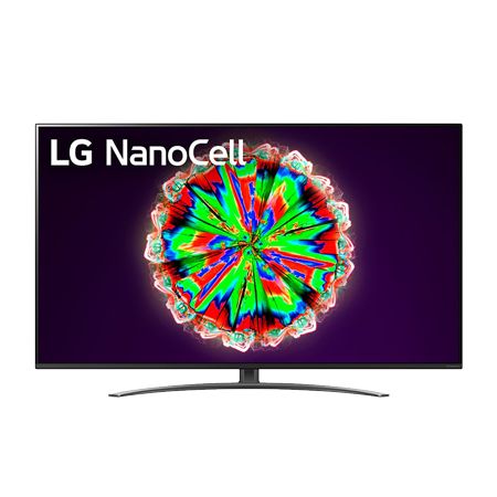 LG 49NANO866NA, 49 inch 4K Ultra HD NanoCell TV with Freeview