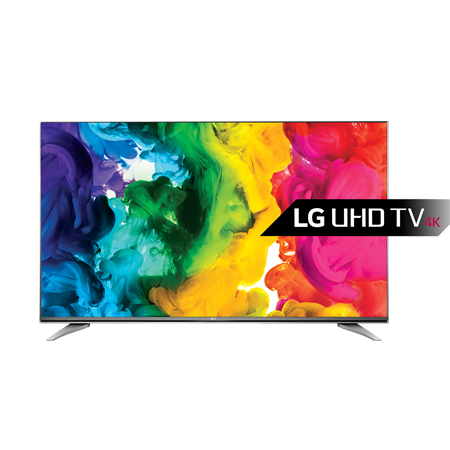 LG 49UH750V, 49 Smart 4K Ultra HD LED TV with Freeview HD, HDRPRO & webOS 3.0 & Freesat.