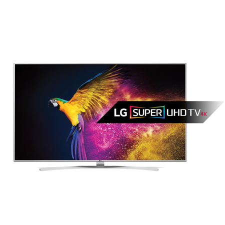 LG 49UH770V, 49 4K UHD SMART Digital HD (Freeview) T2 LED TV with webOS 3.0, IPS 4K Quantum Display & Freesat