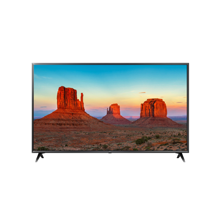 LG 49UK6300PLB, 49 inch Smart Ultra HD 4K TV with webOS & Freeview HD.