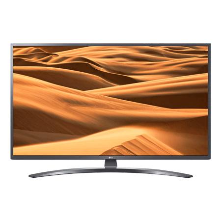 LG 49UM7400PLB, 49 inch UHD 4k LED TV Dark Iron Grey with Freeview. Ex-Display Model
