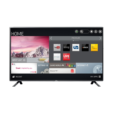 lg 50 full hd led tv 50 smart full hd led tv black with freeview hd with built in wifi. Black Bedroom Furniture Sets. Home Design Ideas