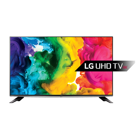 LG 50UH635V, 50 Smart 4K Ultra HD LED TV with FreeviewPlay HDRPRO & webOS 3.0 & Freesat.Ex-Display