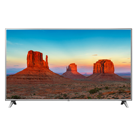 LG 55UK6500PLA, 55 inch Smart Ultra HD 4K TV with webOS & Freeview HD