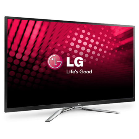 LG 60PM970T, 60 Full HD 1080p 3D Smart Plasma TV with Freeview HD, Wi-Fi, TruBlack, 600Hz & 4x HDMI