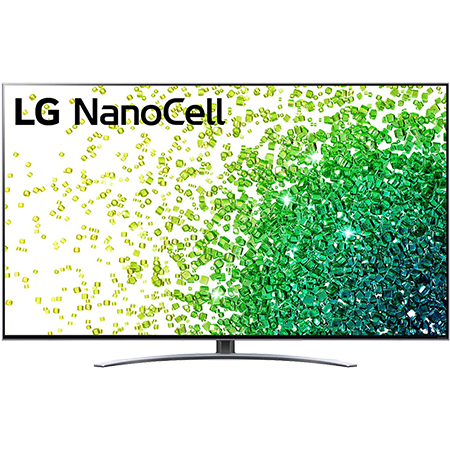 LG 65NANO886PB, 65 inch Smart 4K UHD HDR NanoCell TV with Freeview Play and Freesat