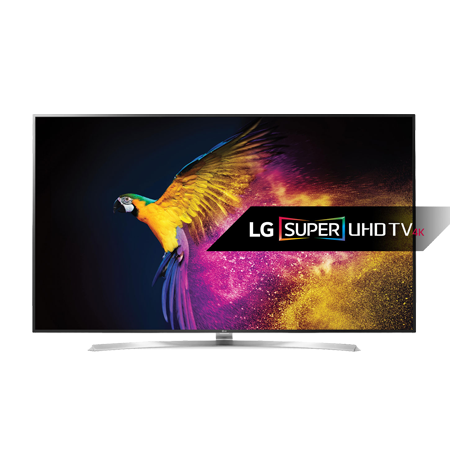 LG 65UH950V, 65 4K Ultra HD 3D Smart Digital HD LED TV with Quantum Display & Freeview & Freesat