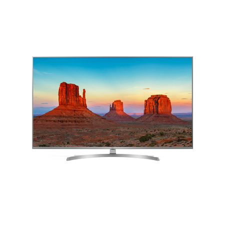 LG 65UK7550PLA, 65 inch Smart Ultra HD 4K TV with webOS & Freeview HD