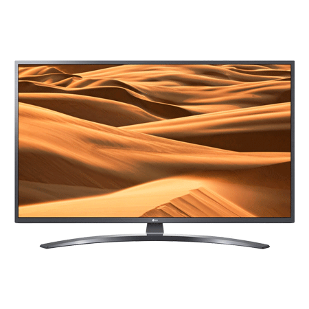 LG 65UM7400PLB, 65 inch UHD 4k LED TV Black with Freeview
