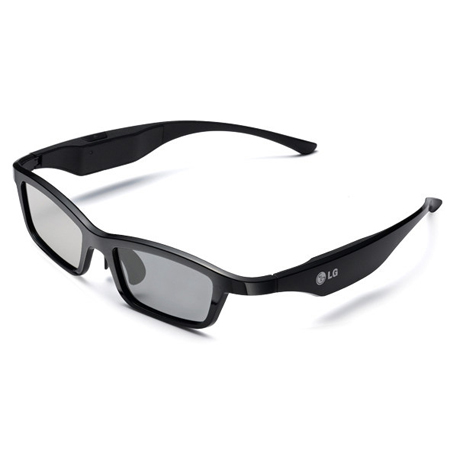 LG AGS350, Active 3D Glasses for 2012 3D Plasma TVs
