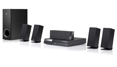 LG BH6220S, 5.1ch Smart 3D Blu-Ray Home Cinema System