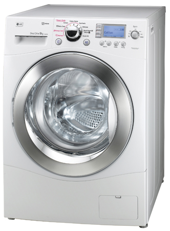 Lg f1402fds 9kg steam direct drive washing machine for Lg washing machine motor price