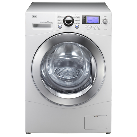 LG F1443KD, 11kg Direct Drive Washing Machine