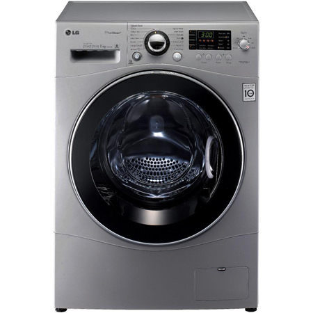 Lg f1480tds5 8kg truesteam direct drive washing machine for Lg direct drive motor