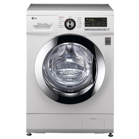 LG F1489AD, 8kg Washer 4kg Dryer in White..Ex-Display Model