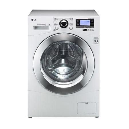 LG F1495BDA, 12kg Direct Drive Washing Machine.