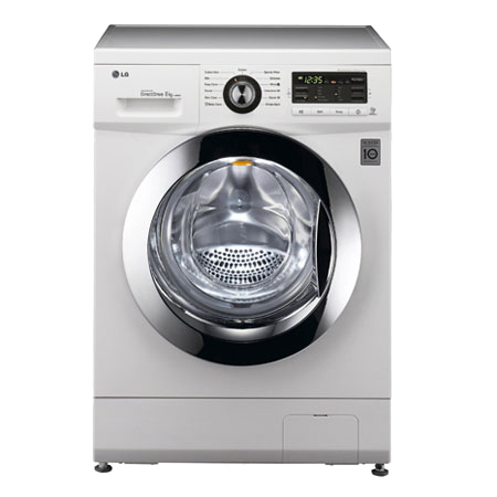 LG F1496TDA, Freestanding 8kg 1400rpm Washing Machine.Ex-Display