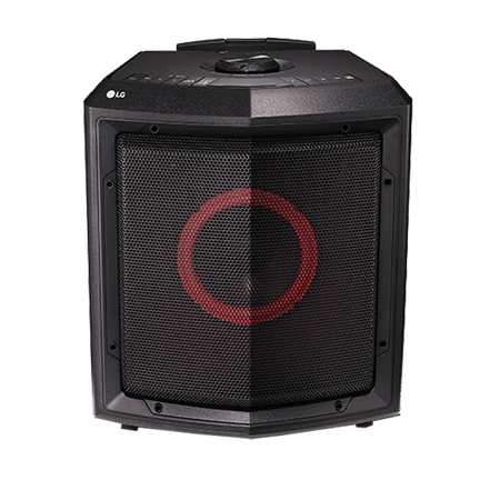 LG FH2, 50W Portable Wireless Party Speaker with Bluetooth