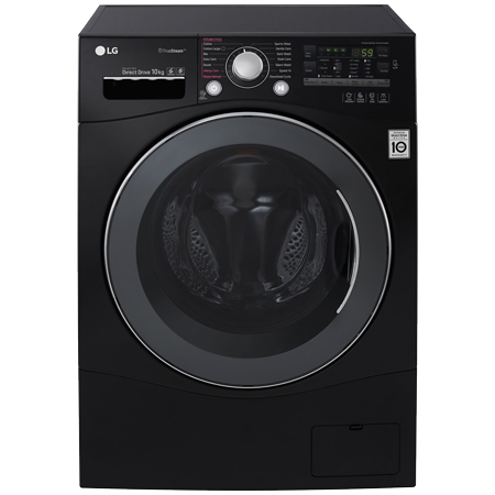 Lg Fh4a8jds8 10kg Truesteam Washing Machine With 6 Motion