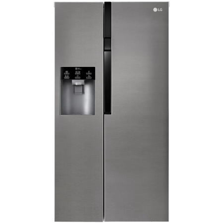LG GSL360ICEV, US Style Side by Side Fridge Freezer GoldIce