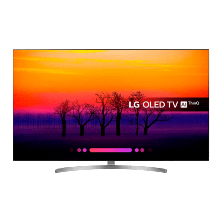 LG OLED55B8SLC, 55 inch Smart OLED Ultra HD 4K TV with webOS & Freeview HD