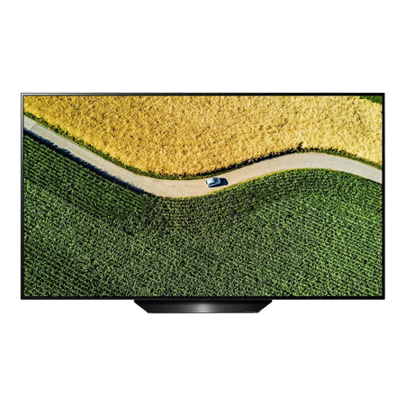 LG OLED55B9PLA, 55 inch Ultra HD 4K OLED TV Black with Freeview