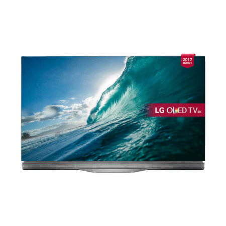 LG OLED55E7N, 55 inch Smart Ultra HD 4K OLED TV with webOS 3.5, Freeview HD and Freesat HD, Built-In Wi-Fi & Built in Soundbar. Ex-Display Model