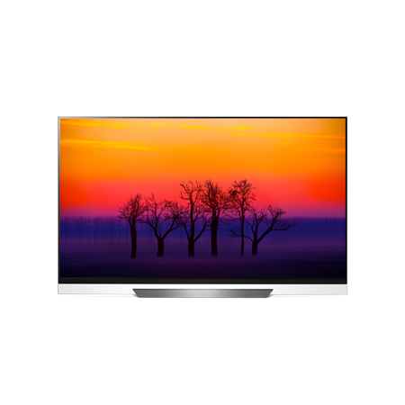 LG OLED55E8PLA, 55 Smart OLED Ultra HD 4K TV with webOS & Freeview HD