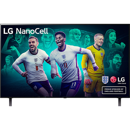 LG OLED65A16LA, 65 inch 4K UHD Smart OLED TV with Freeview Play and Freesat