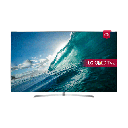 LG OLED65B7V, 65 Smart Ultra HD 4K OLED TV with webOS 3.5, Freeview HD and Freesat HD & Built-In Wi-Fi