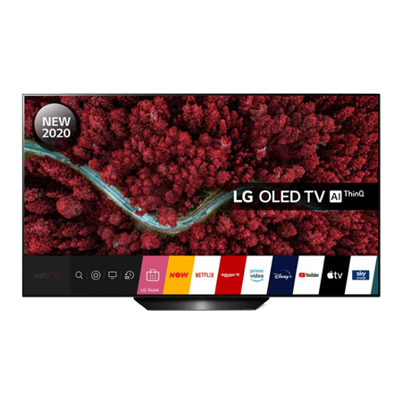 LG OLED65BX6LB, 65 inch 4K Ultra HD OLED TV with Freeview