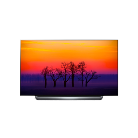 LG OLED65C8PLA, 65 inch Smart OLED Ultra HD 4K TV with webOS & Freeview HD.Ex-display Model