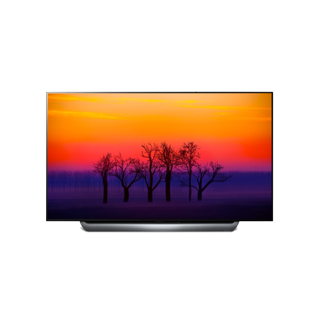 LG OLED77C8LLA, 77 inch Smart OLED Ultra HD 4K TV with webOS & Freeview HD