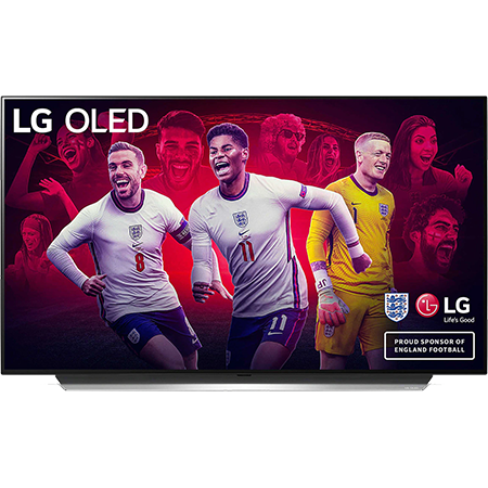 LG OLED77CX6LA, 77 inch 4K Ultra HD OLED TV with Freeview
