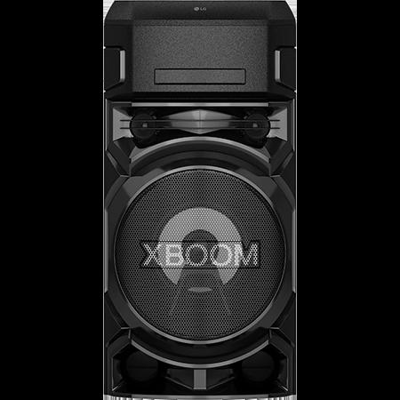LG ON5, XBOOM Bluetooth Megasound Party Hi-Fi System - Black