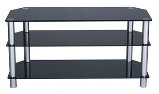 LG ST42B4LM, 3 Glass Shelf Support for Plasma / LCD Screens up to 42 inch
