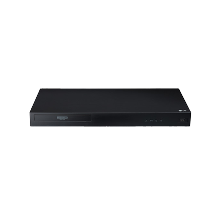 LG UBK80, Smart 4K Ultra HD HDR Blu-ray Player