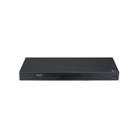 LG UBK90, Smart 4K Ultra HD HDR Dolby Vision Blu-ray Player