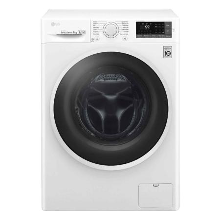 LG W5J6VN0WW, 9kg 1400rpm Smart Washing Machine White