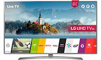 price LG 43UJ750V