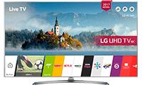 offer LG 60UJ750V