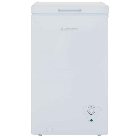 Lec CF61LW, Freestanding Static Chest Freezer White
