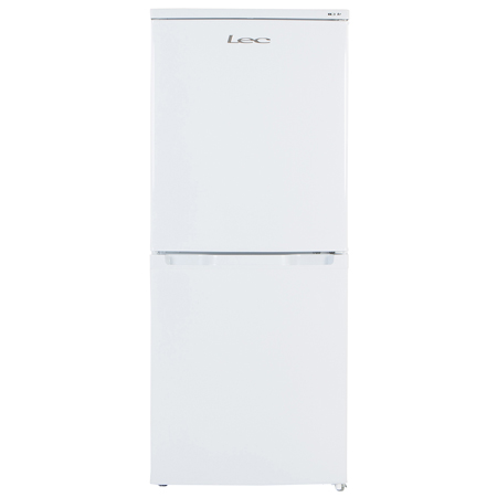 Lec T5039, Freestanding Fridge Freezer in White