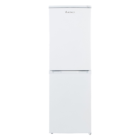 Lec TF50152W, Frost Free Fridge Freezer With A+ Energy Rating.