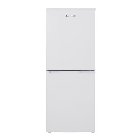 Lec TF55142W, Freestanding Fridge Freezer in White.Ex-Display Model