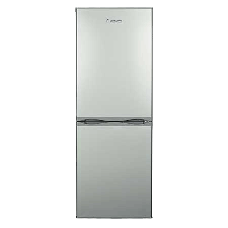 Lec TF55153SSIL, Freestanding Frost Free Fridge Freezer