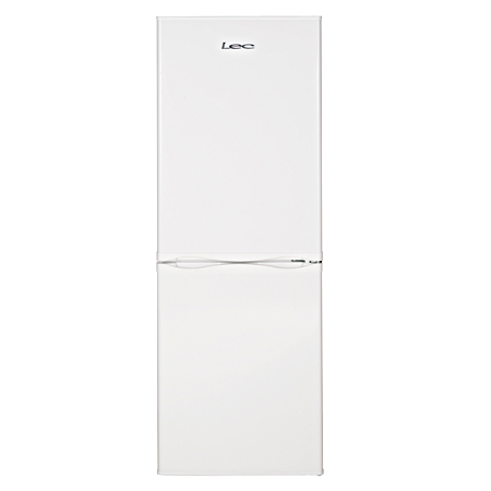 Lec TF55153W, Freestanding Frost Free Fridge Freezer with A+ Energy Rating