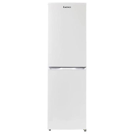 Lec TF55185W, Freestanding Fridge Freezer