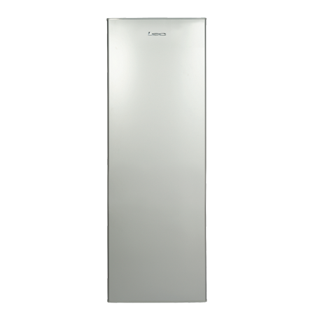 Lec TL60175S-Silver, Freestanding Larder Fridge with A+ Energy Rating - Silver