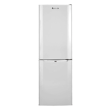 Lec TS50152W, 60/40 Fridge Freezer in White with A+ Energy Rating